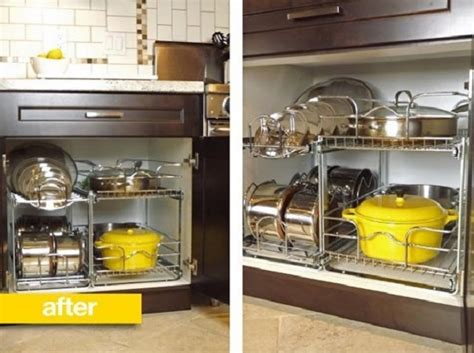 kitchen cabinets organization storage home hacks 15 tips to organize your kitchen thegoodstuff