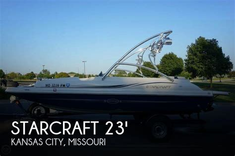 fishing boat for sale kansas city for sale used 2008 starcraft limited 2000 in kansas city