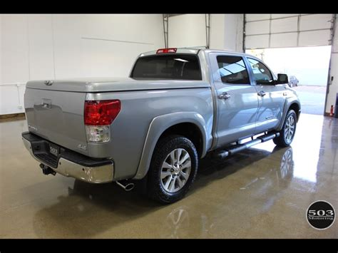 Toyota Tundra Supercharger 2011 Toyota Tundra Platinum Supercharged