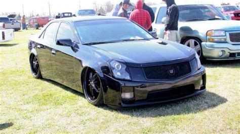 Handmade By Sts - cts bagged cadillac