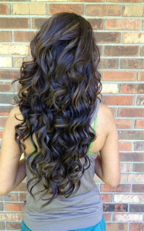 perm hairstyles definition best 25 perms long hair ideas on pinterest permed long