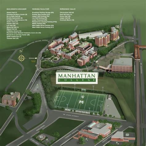 Manhattan College, Riverdale,NY