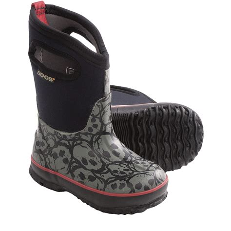 boggs boots bogs footwear skulls boots for and big 7299a