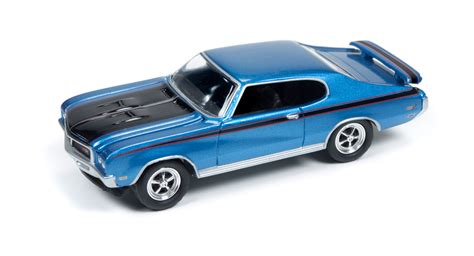 Johnny Lighting Cars by Johnny Lightning 1 64 Cars Usa Release 1 Version B Round2