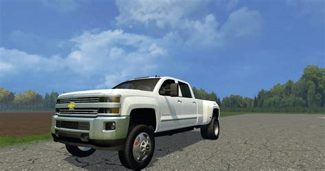 chevy silverado 3500 family truck farming simulator 2017