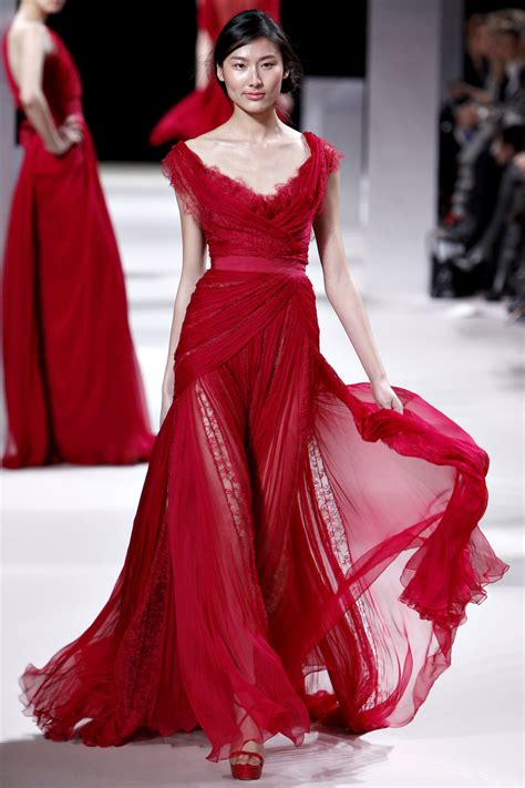 Gorgeous Fashion by Inspired By Elie Saab 2011