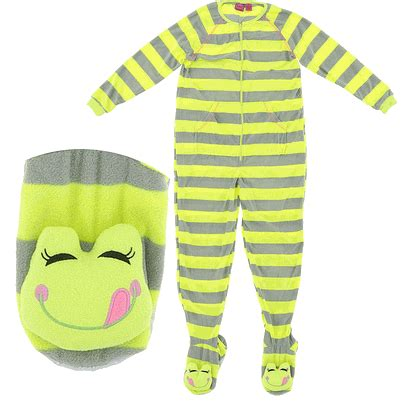 Stripe Yellow Pajamas yellow striped footed plus pajamas for click to