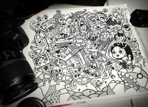 doodle pen name creative doodle of melendres
