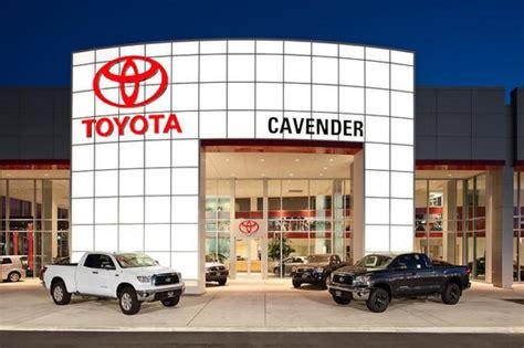 Toyota Dealer Locator Cavender Toyota San Antonio Tx 78238 Car Dealership