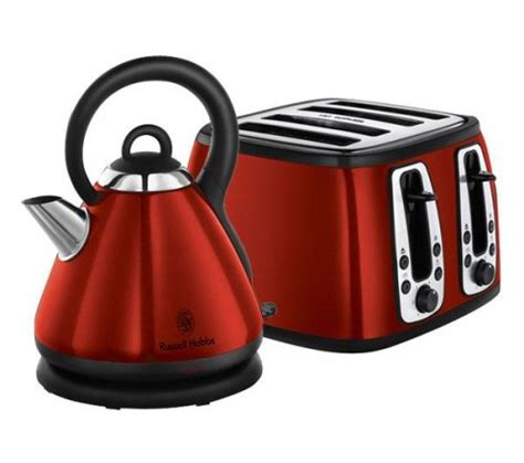 Currys Toasters And Kettles hobbs kettle and 4 slice toaster set available in different colours 163 48 currys hotukdeals