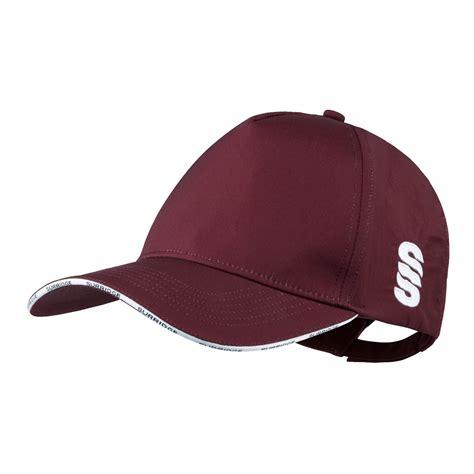 surridge sport baseball cap maroon