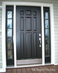 intro  exterior doors types  materials  rogers
