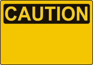 free templates for signs clipart caution sign template