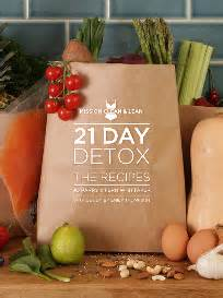 Mission Detox Reviews by Mission Clean Lean 21 Day Detox The Recipes Ebook