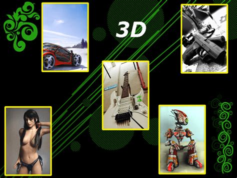 imagenes para celular en 3 d fondos de pantalla 3d para celulares