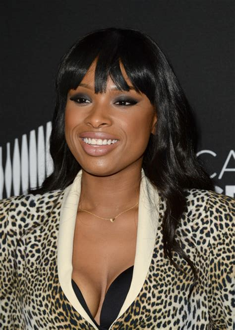 nudo hair west street jennifer hudson long wavy cut with bangs jennifer hudson