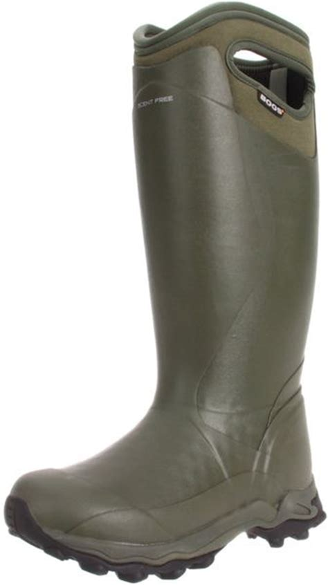 bogs bogs mens bowman boot in green for lyst