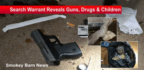 Atlanta Warrant Search Search Warrant Reveals Drugs Guns And Children In Springfield