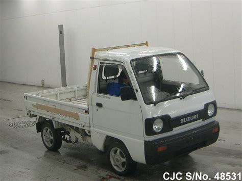 1991 Suzuki Carry 1991 Suzuki Carry Truck For Sale Stock No 48531