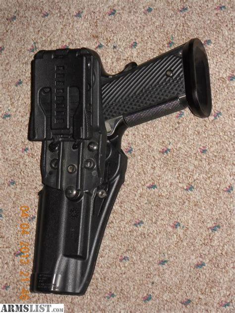 Promo Sale Holster Blackhawk Cqc For Handun Pistol Airsoft Glock 17 19 armslist for sale blackhawk serpa holster 1911 size