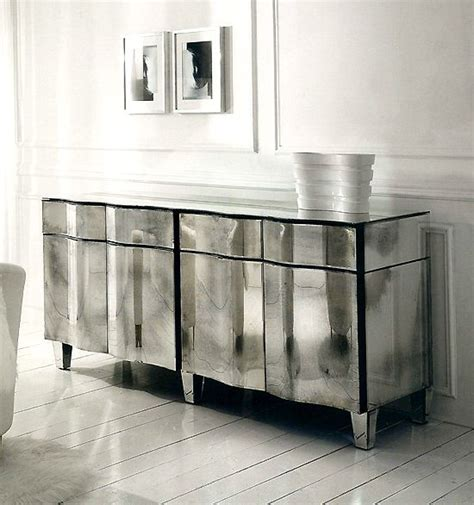 Glass Sideboards by Venetian Glass Wave Sideboard Furniture Glass