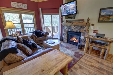 hidden river lodge  vacation rental  keystoneco