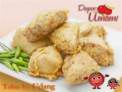 membuat siomay dapur umami tahu isi udang resep dapur umami