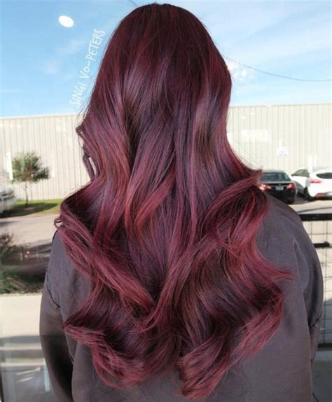 winter hair color the best winter hair colors you ll be dying for in 2019
