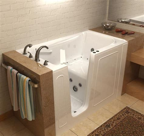 access tubs walk in jetted bathtub the four styles of walk in tub installation seniortubs com