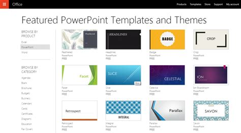 10 Great Resources To Find Great Powerpoint Templates For Free Microsoft Word Powerpoint Templates