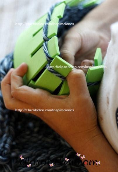 inspiraciones manualidades y reciclaje foami o goma inspiraciones manualidades y reciclaje inspiraciones manualidades y reciclaje c 243 mo hacer tejedoras caseras de goma o foami para