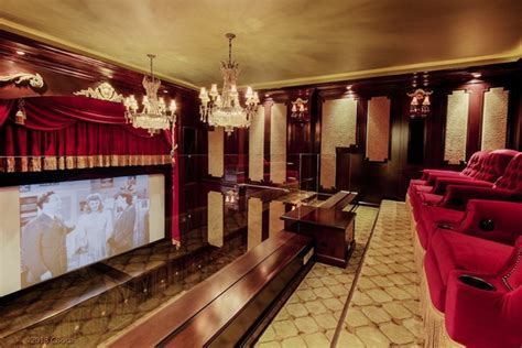 home theater design new york city extravagant upper east side mansion luxury topics luxury