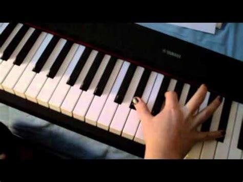 tutorial keyboard a thousand years a thousand years christina perri easy piano tutorial