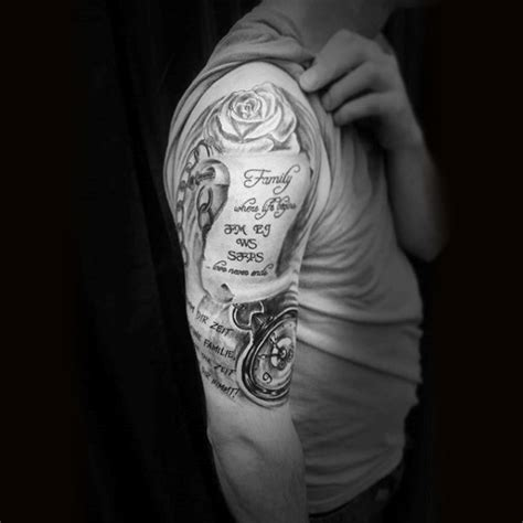 family tattoo ideas for men 100 family tattoos for commemorative ink design ideas