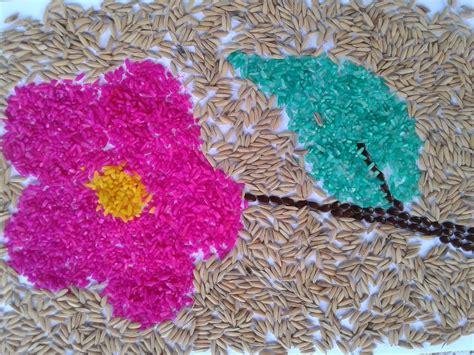 cara membuat kolase mozaik seni rupa cara membuat mozaik