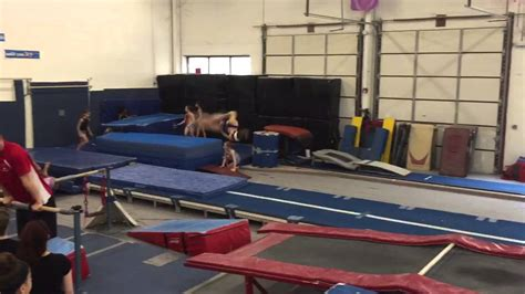 youtube front layout front handspring layout rudi youtube