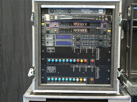 Guitar Rack Eq by The Tony Iommi Live Guitar Rig The Official Tony Iommi