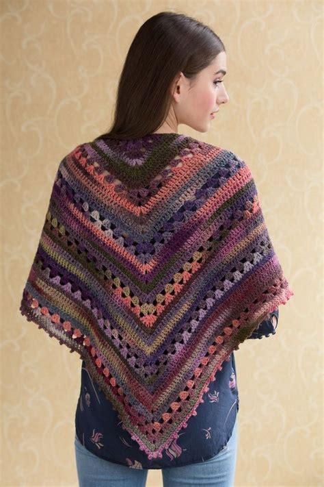easy shawl d haja simple crocheted shawl in navajo crochet pinterest