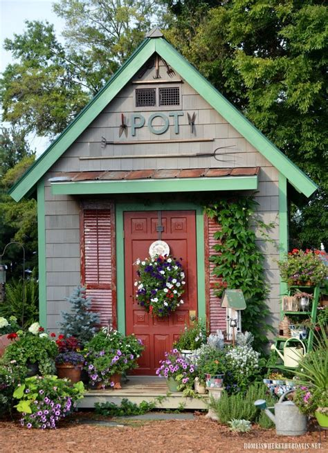 potting shed featured   sheds  room