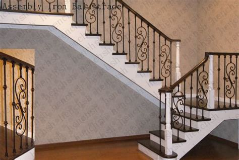 wrought iron banisters handrail balusters promotion shop for promotional handrail