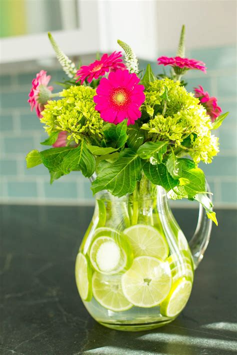 flower centerpiece photos hgtv