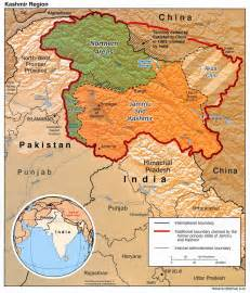 India And Pakistan Map by Maps Of India And Pakistan