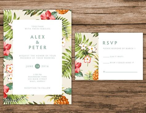 luau wedding invitations the 25 best hawaiian invitations ideas on