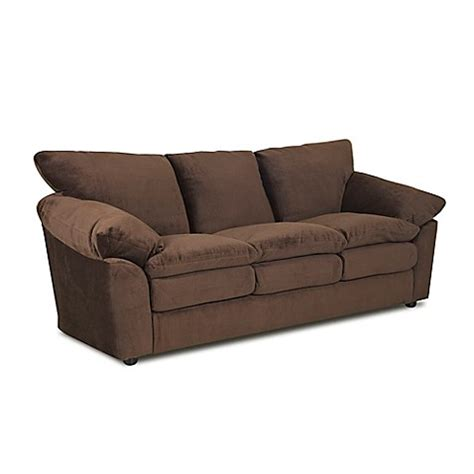 sofa shop bath klaussner 174 loveseat and sofa collection bed bath beyond