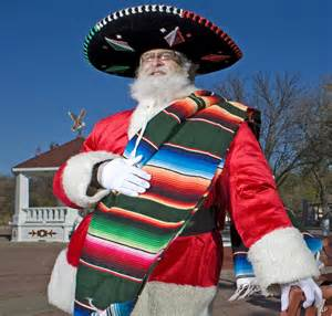 tex mex santa pancho claus is jolly old elf from the