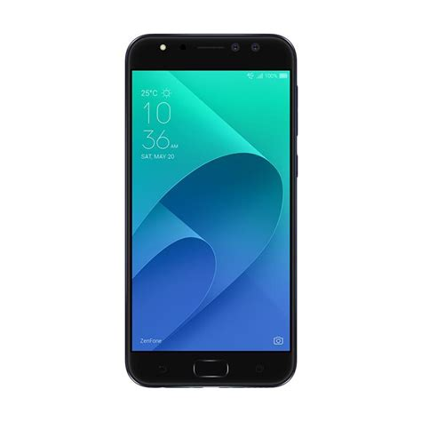 Kenapa Baterai Hp Asus Zenfone 4 Cepat Habis jual asus zenfone 4 selfie pro zd552kl smartphone black