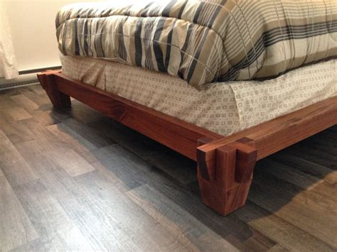 asian platform bed asian looking platform bed by nitreug lumberjocks com woodworking community