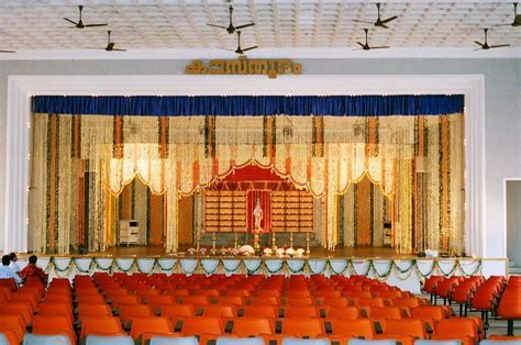 Do visit our best among the stage decoration services