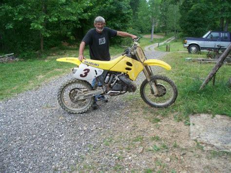 1993 Suzuki Rm250 1993 Suzuki Rm 250 Motorcross Motorcycle For Sale On 2040motos