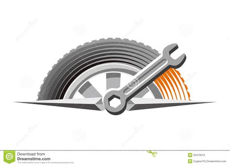 3 Car Garage Designs by Logo Of Auto Repair Shop Stock Vector Illustration Of